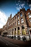 Amsterdam Brick Facade by Berzel, Erin - fine Art Print on PAPER : 33 x 49 Inches