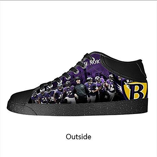 Women's Baltimore Ravens Cuce Shoes Purple Team Sandals