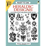 Ready-to-Use Heraldic Designs (Dover Clip Art Ready-to-Use)Maggie Kate
