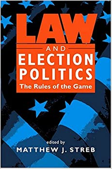a discussion on the rules reagarding campaign finance in electoral politics