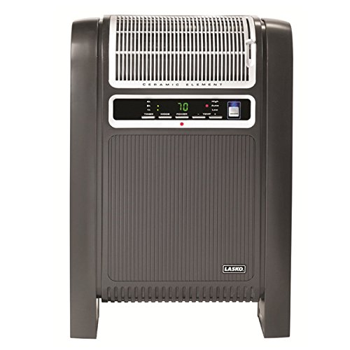 Lasko Cyclonic Ceramic Heater With Remote Control And Fresh Air Ionizer Option (Lasko Power Heater compare prices)