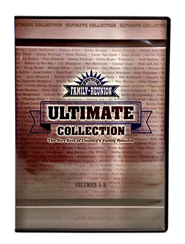Country The Ultimate Collection: Country's Family Reunion: Ultimate Collection V 5-8