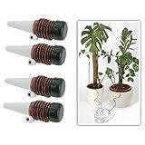 4x Bew�sserung f�r Pflanzen Bew�sserungssystem Wasserspender Urlaub Tropfer