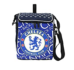 Stuff Jam Champions Football Club Featured Box Shaped 2 In 1 Bag-Pack Cum Sling Bag-24049929