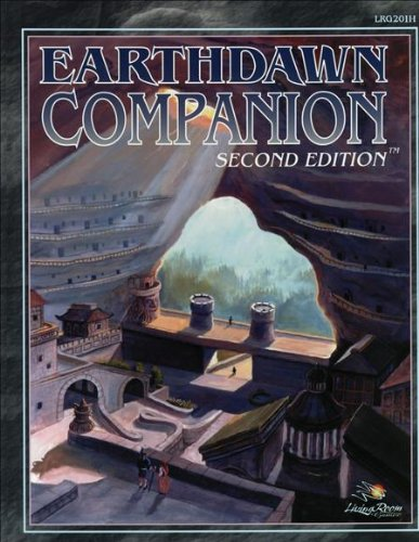 Earthdawn RPG: Companion, 2nd Ed. HC (revised)