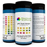 Practitioner Quality pH Test Strips! Guaranteed Accuracy! Fast, Easy To Use Health Indicator Strips For The Testing Of Urine Or Saliva pH! Precise Measurement Of Your Acid Alkaline Balance! Take Control Of Your Health TODAY For Maximum Wellbeing!