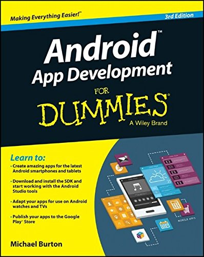 Android App Development For Dummies (App Development Android compare prices)