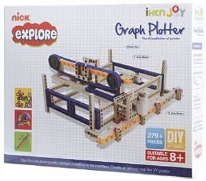 Iken Joy Nick Xplore Graph Plotter