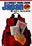 img - for Japan: A Budget Travel Guide by Ian L. McQueen (1997-07-02) book / textbook / text book