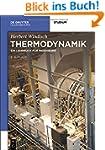 Thermodynamik: Ein Lehrbuch f�r Ingen...