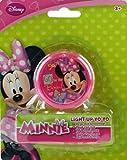 Disney Minnie Mouse Light Up Pink Yo-Yo [Toy]