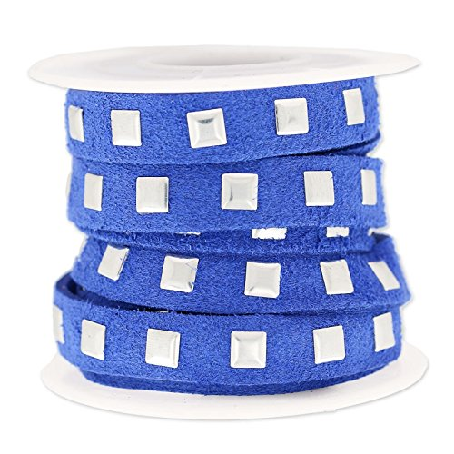 cordon-plano-imitacion-gamuza-cloute-10-mm-azul-plateado-x3m