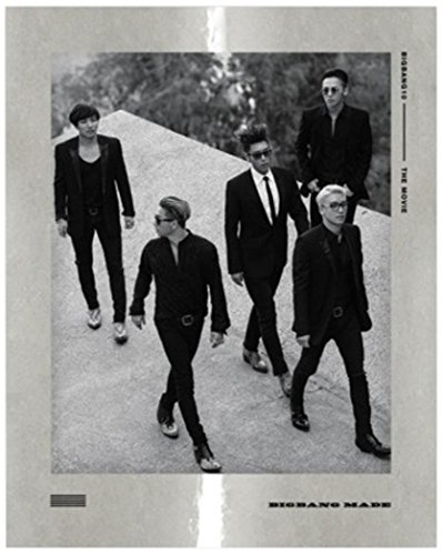 Blu-ray : Bigbang - Bigbang10 the Movie Bigbang Made Full Package Box (Limited Edition, With CD, With DVD, Asia - Import, 3 Disc)