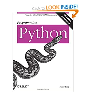 Programming Python