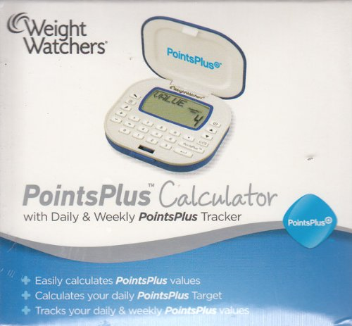 Weight Watchers Points Plus Calculator, 2011