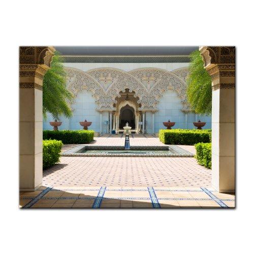 Bilderdepot24-toile-dco-imprime-architecture-marocaine-Putrajaya-en-Malaisie