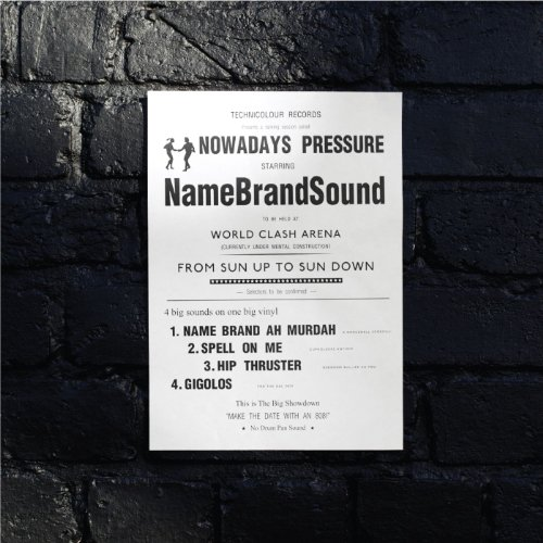 NameBrandSound-Nowadays Pressure-WEB-2014-LEV Download