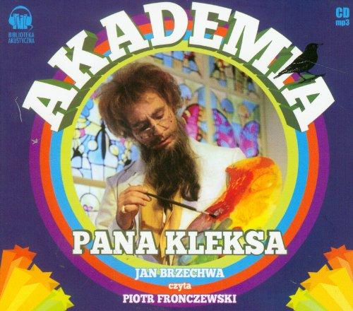 CD Mp3 Akademia Pana Kleksa
