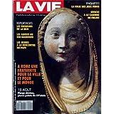 VIE (LA) [No 2502] du 12/08/1993 - enquetes - la folie des jeux video sevices - a la caserne de frejus reportages...