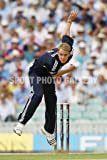 Cricket photo - Stuart Broad One Day Bowling Action - Small - Print Only