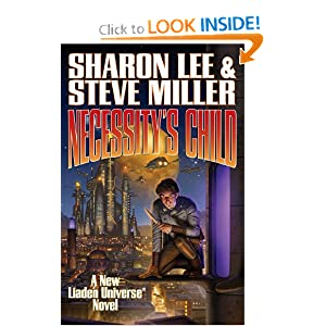 Necessity's Child (Liaden Universe) by Sharon Lee and Steve Miller