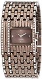 Esprit Women's Quartz Watch Reticolo Houston Brown ES103922004 with Metal Strap