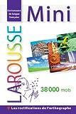 Dictionnaire de français Mini Larousse