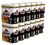 Brawny Giant Roll Paper Towel, Pick-A-Size, White, 40 Count