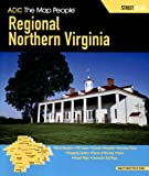 img - for ADC the Map People Regional Northern Virginia book / textbook / text book