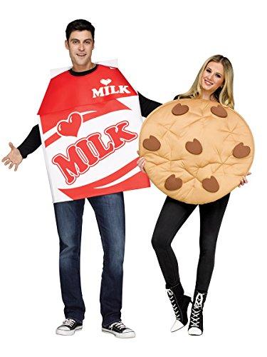 Unisex Milk Cookie Costumes