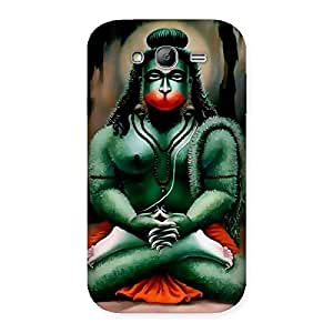 Premium Jai Hanuman Multicolor Back Case Cover for Galaxy Grand