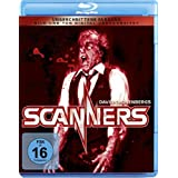 Scanners ( Telepathy 2000 ) [ NON-USA FORMAT, Blu-Ray, Reg.B Import - Germany ]