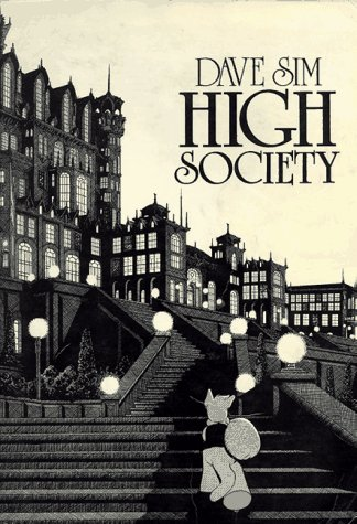 High Society (Cerebus, Volume 2) by Dave Sim