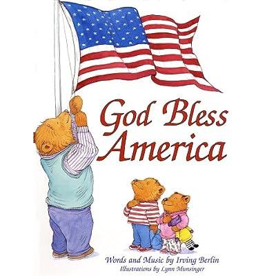 Patriotic book for kids