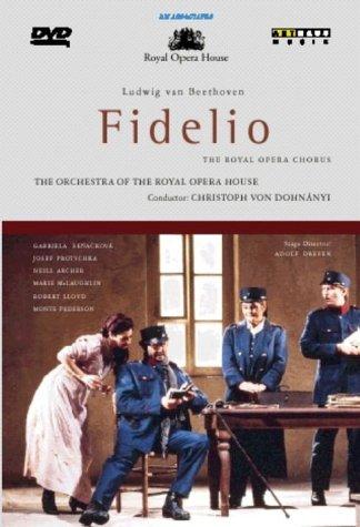 Beethoven: Fidelio [DVD] [2000]