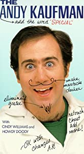 Andy Kaufman Special [VHS]