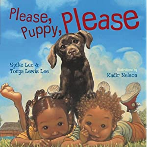 please puppy please spike lee 9780689868047 books