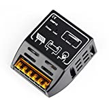 F-Dorla Solar Panel Charger Regulator Controller 10A/12v/24v Safe Protection Ce Certify