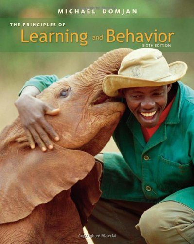 The Principles of Learning and Behavior: Active Learning...