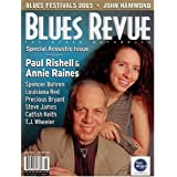 Magazine Subscription Blues Revue   Price:  $35.00  ($5.83/issue)