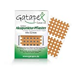 Gatapex Akupunkturpflaster, Form