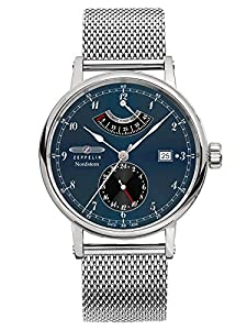 Zeppelin Series North Star Automatic Power Reserve Date 7560M 3