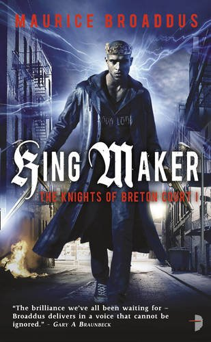 King Maker (The Knights of Breton Court, Book 1)
