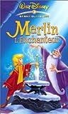 echange, troc Merlin l'enchanteur [VHS]