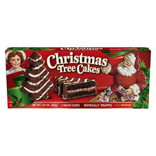 Little Debbie Christmas Tree Cakes Chocolate Pack of 4 (Chocolate Christmas Tree compare prices)