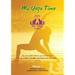 My Yoga Time; Volume 1 (Class 1)