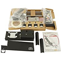 Printrbot Simple Kit 1403 with Heated Bed and Aluminum Handle - Spool Rack 3D Printer Kit by Printrbot
