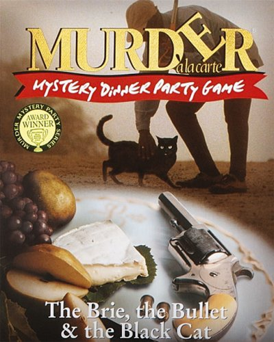 Murder Mystery Boxed Game for 10-12 Players