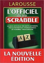 L' Officiel du jeu Scrabble