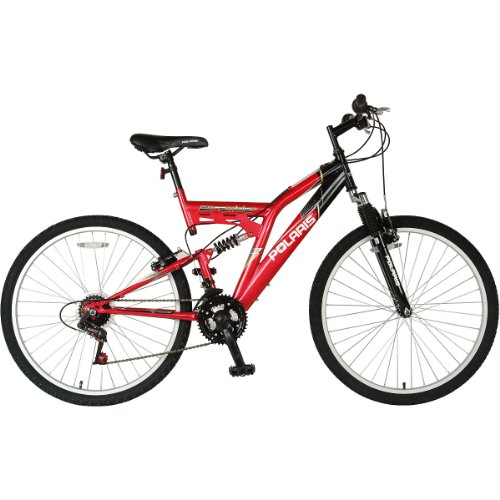 Polaris Scrambler 26 Men's Full-Suspension Mountain Bike
